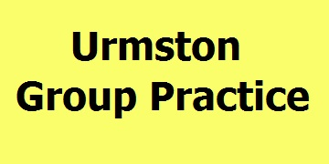 Urmston Group Practice logo