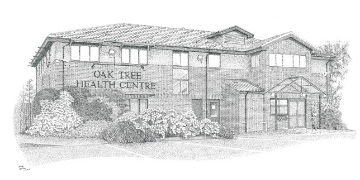 Oak Tree Health Centre logo