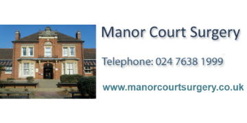 Manor Court Surgery logo