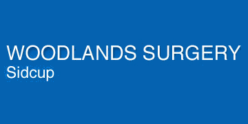 Woodlands Surgery, Sidcup logo