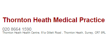 Thornton Heath Medical Practice logo