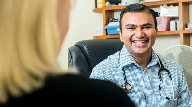 Why I moved to Wales from India: Dr Ravi Shetty, NHS Wales