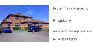 Pear Tree Surgery logo