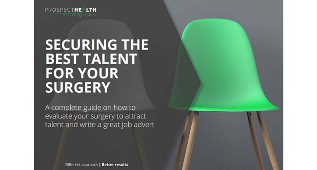How to secure best talent for your surgery