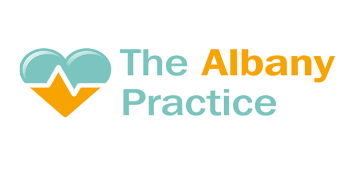 The Albany logo