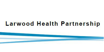Larwood Health Partnership logo