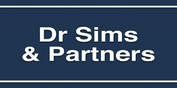 Dr Sims and Partners logo
