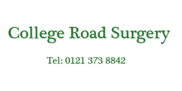 College Road Surgery logo