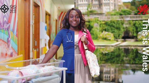 Why I chose to train in Wales: Nyasha Mudondo, trainee GP, NHS Wales