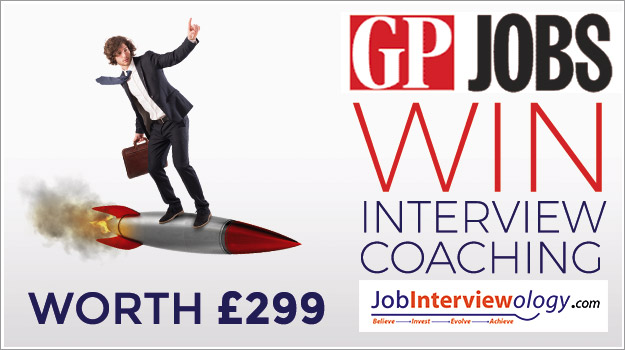 Win a career coaching package worth £299 to help you ace your GP job interview