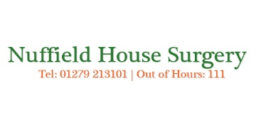 Nuffield House Surgery logo