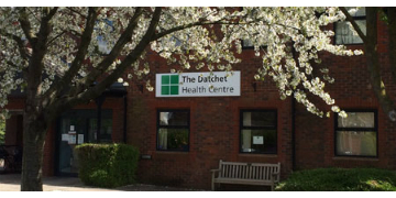 Datchet Health Centre logo
