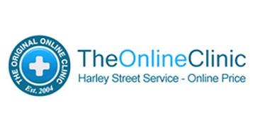 The Online Clinic UK logo