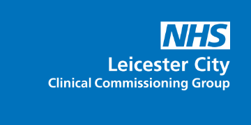 NHS Leicester City Clinical Commissioning Group logo