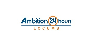 Ambition 24 Hours logo