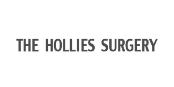 The Hollies Surgery logo